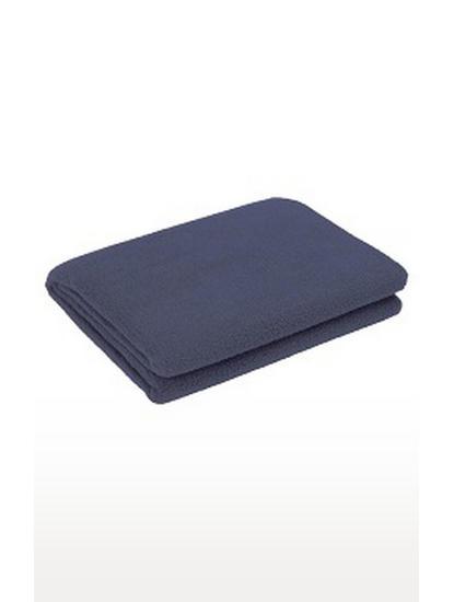 Navy Solid Mat