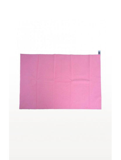 Pink Solid Mat