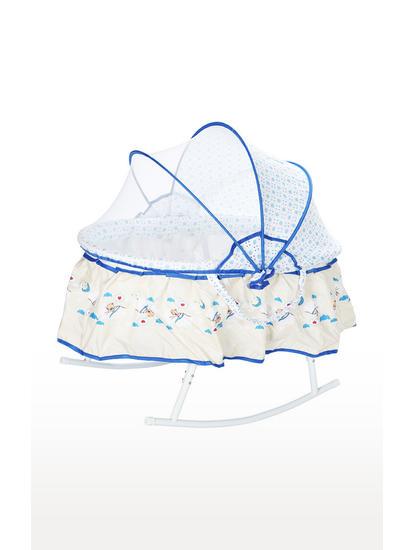 Mee Mee Baby Cradle with Mosquito Net