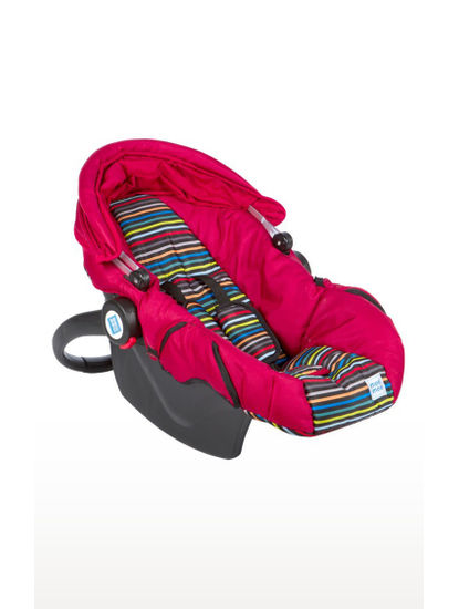 Mee Mee Baby Car Seat Cum Carry Cot with Thick Cushioned Seat