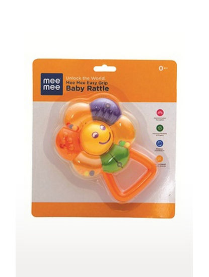Mee Mee Easy Grip Baby Rattle