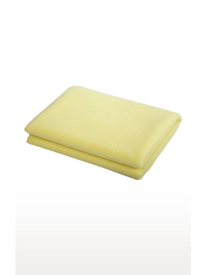 Yellow Solid Mat