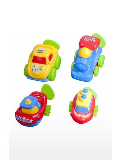 Cool Mini Vehicle Set