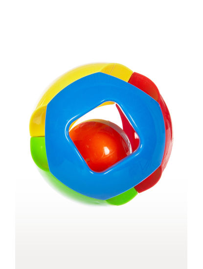 Mee Mee Colourful Rattle Ball