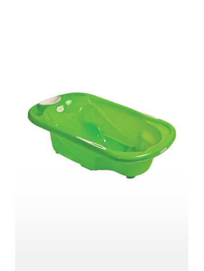 Mee Mee Spacious Comfy Baby Bath Tub (Green)