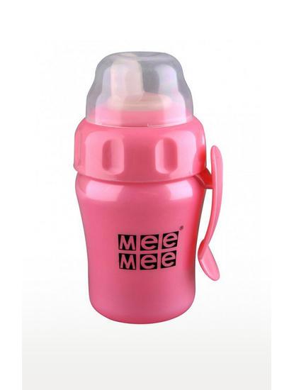Pink Feeding Mug