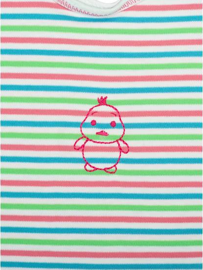 Mee Mee Cotton Jabla Pack Of 2 ? Shoulder Tie-Up