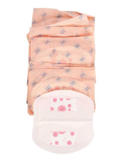Mee Mee Ultra Thin Super Absorbent Disposable Nursing Breast Pads 12 Pads