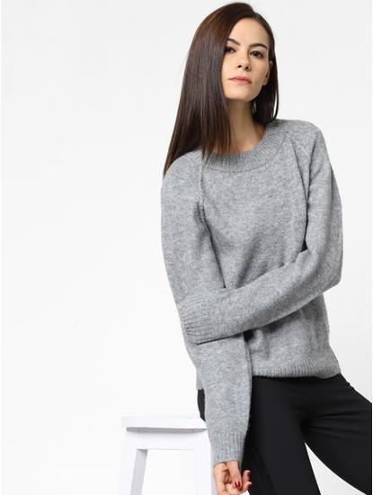 Grey Pullover
