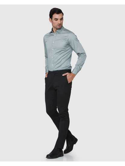 Grey Formal Trousers