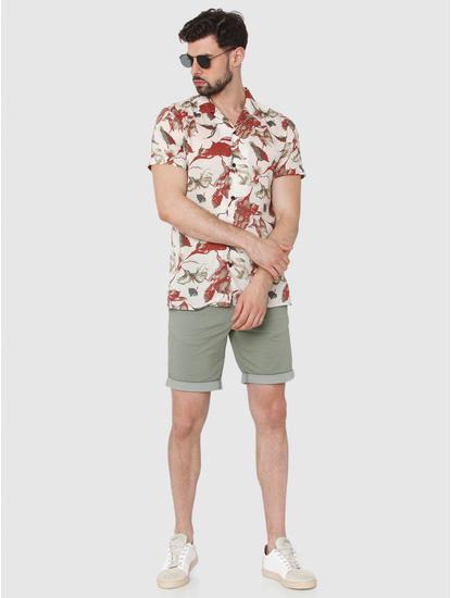 All Over Print Short Sleeves Shirt