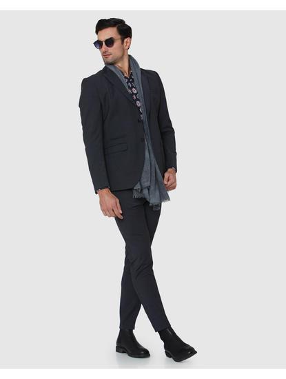 Dark Grey Formal Blazer