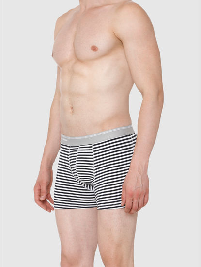 White Striped Trunks