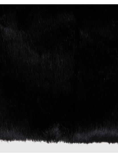 Black Tube Scarf