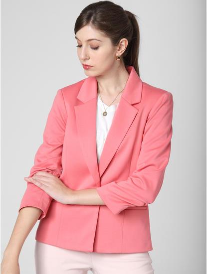 Pink Formal Blazer