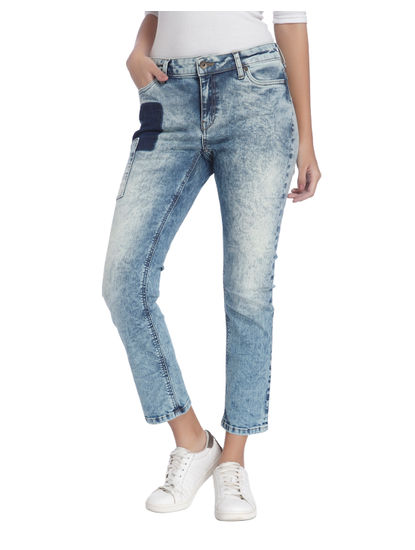 Denim Casual Jeans