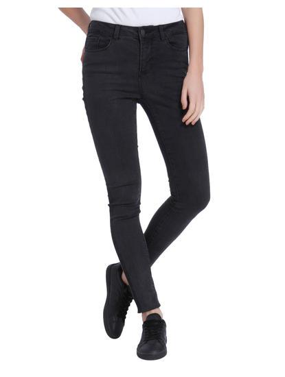 Dark Grey Slim Fit Jeans