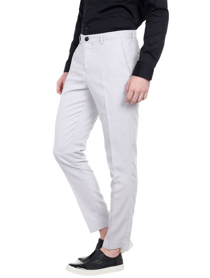 Casual Solid Pant