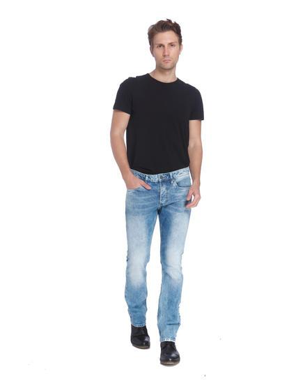 Light Blue Slim Fit Jeans