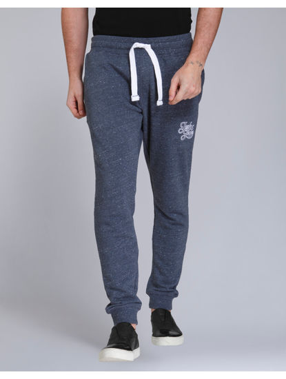 Blue Drawstring Pants