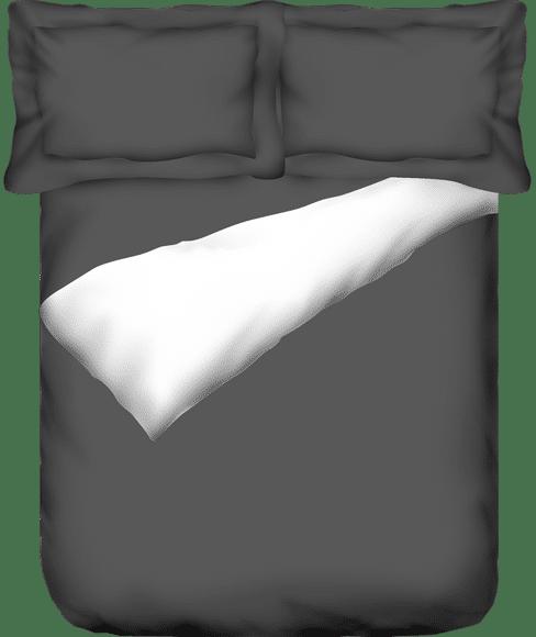 Supima Reversible Comforter King Size