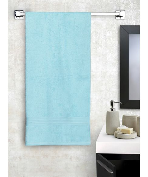 Eva Sky Blue Bath Towel