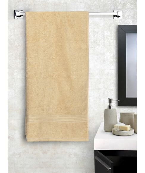 Eva Ivory Bath Towel