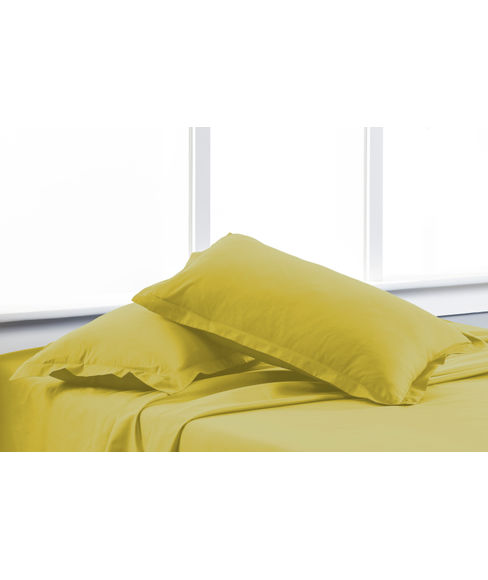 Percale Pillow Cover Set