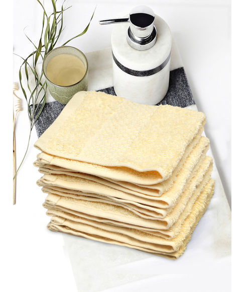 Fresh Golden Haze Face Towel Set