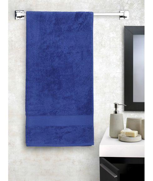 New Ultralux Twilight Blue Bath Towel