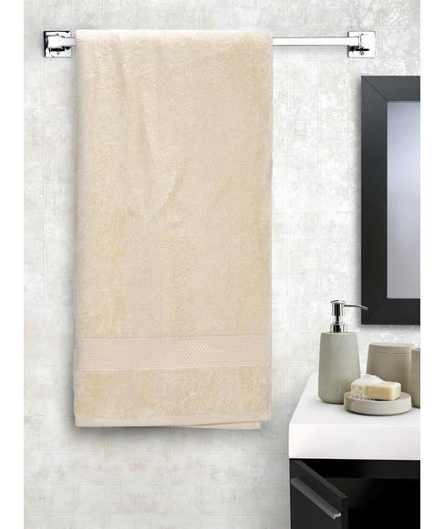 New Ultralux Pearl Cream Bath Towel