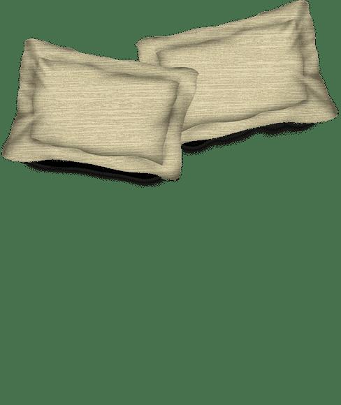 Imprints Honey Mustard Pillow Cover Set