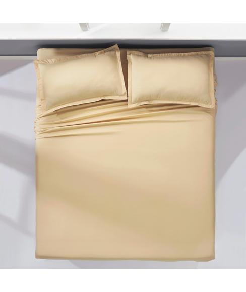 Percale Hazel Bedsheet Double Size