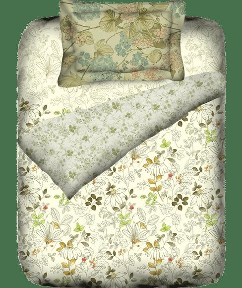 Liva Vintage Bloom Comforter Single Size