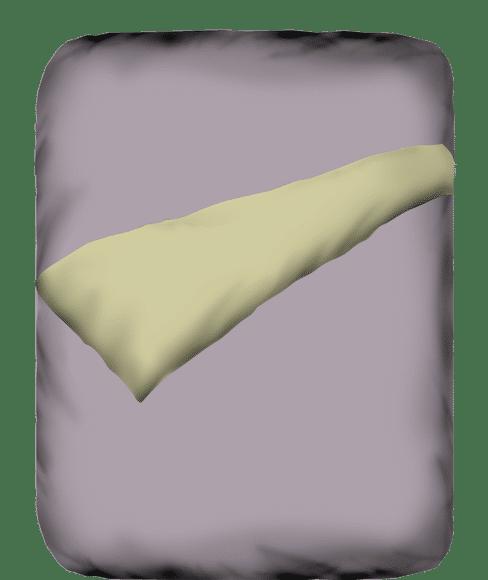 Butter Cup Reversible Comforter Queen Size