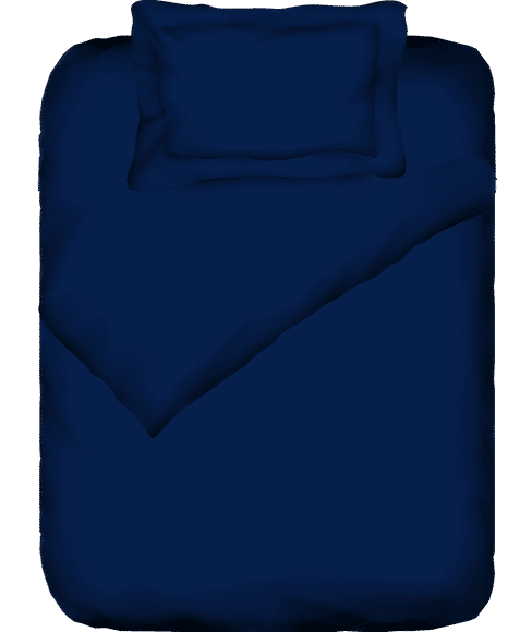 Supercale Deep Wisteria Duvet Cover Single Size
