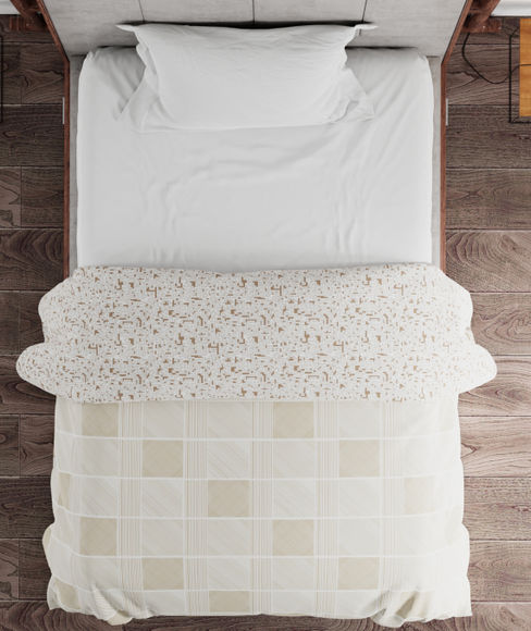 Hashtag Comforter Single Size