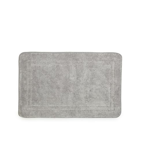 Window Metal Pane Bath Mat Small Size