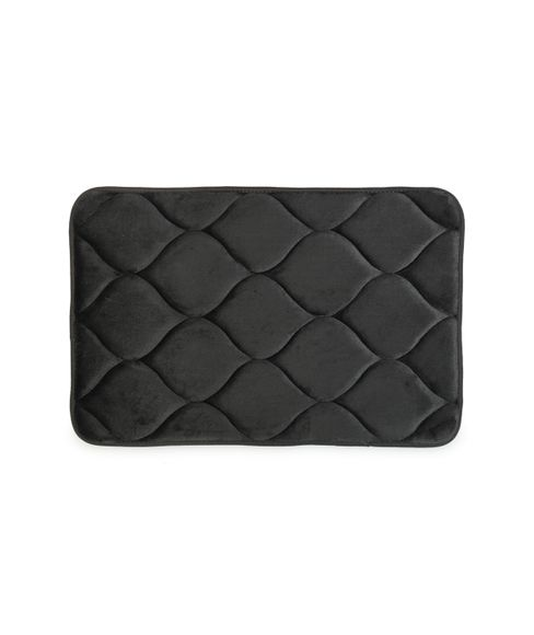 Quilted Nine Iron Bath Mat Small Size