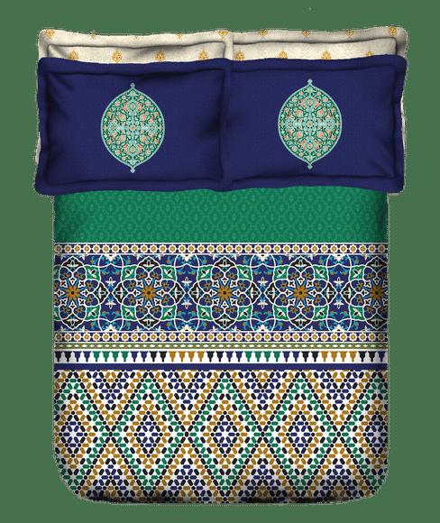 Shubmangalam bedcover King Size