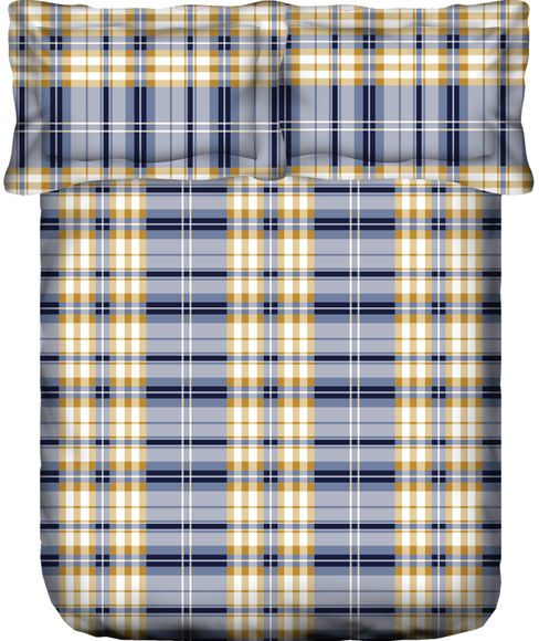 Marvella Warm and Cozy Bedsheet Double Size
