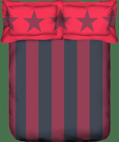 Liva Stripe Me! Bedsheet King Size