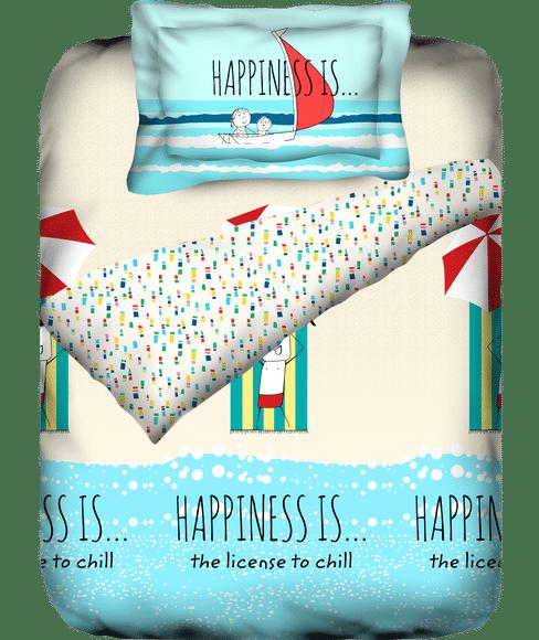 Happiness Is Comforter Single Size