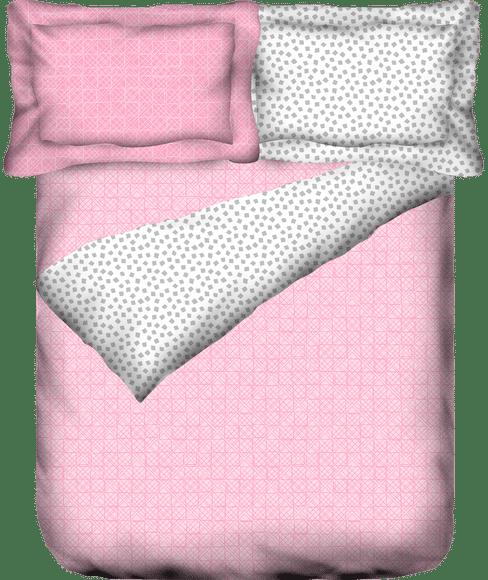 Hashtag Comforter Double Size