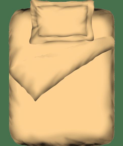 Percale Hazel Duvet Cover Single Size