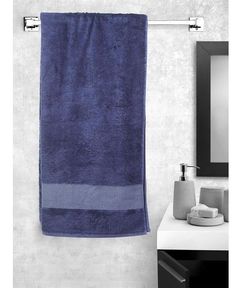 Lagoon Bamboo Night Sky Bath Towel