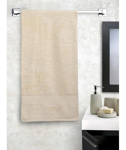 New Ultralux Lite Pearl Cream Bath Towel