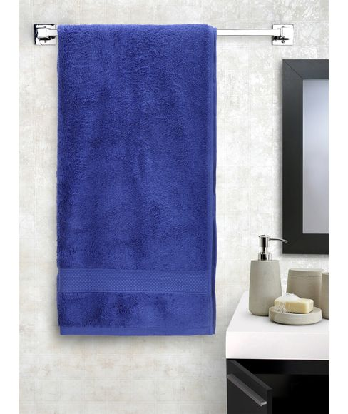 New Ultralux Electric Blue Hand Towel