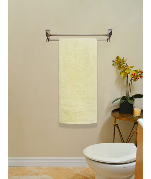 Splendour Snow White Bath Towel