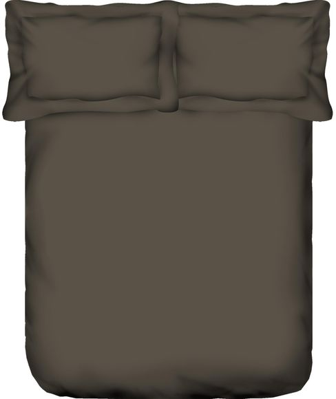 Supima Moltan Lead Bedsheet Super King Size